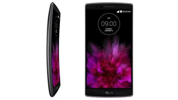 LG G Flex 2 Announces At CES 2015