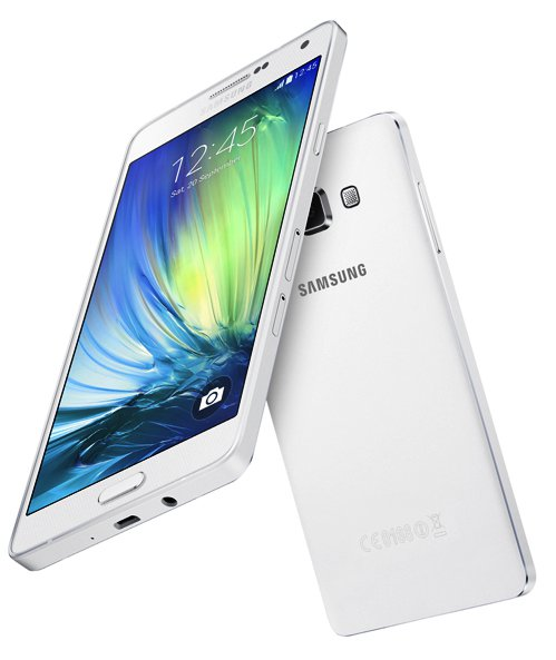 Samsung Galaxy A7 Launched In Russia