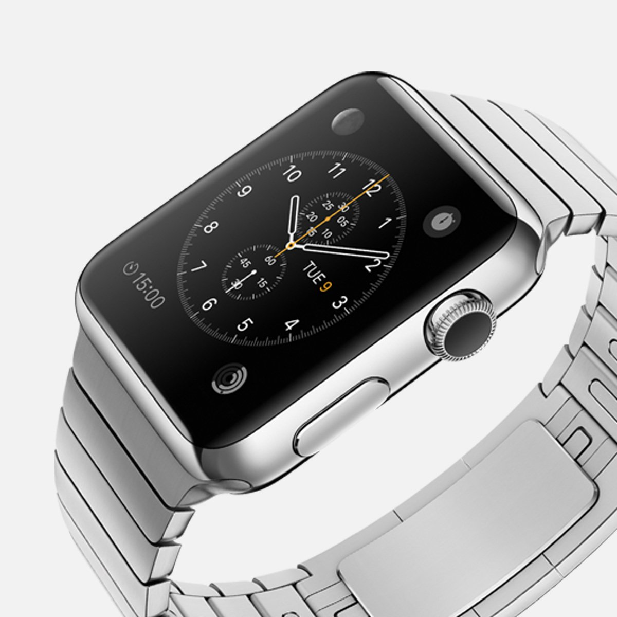 Apple Watch To Ship In April