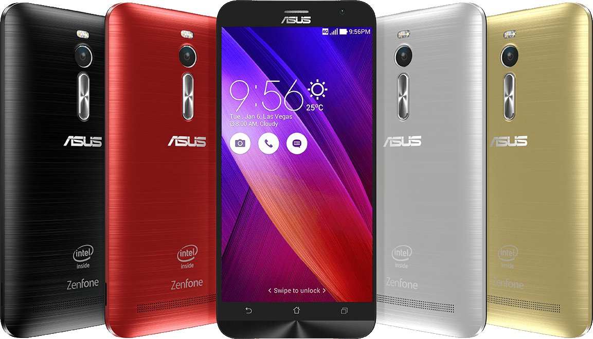 ASUS Announced Zenfone 2 And Zenfone Zoom In CES 2015