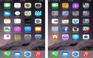 How To Customize On iPhone 6 Plus