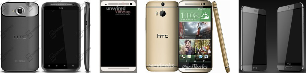 HTC One M9 And M9 Plus Pics Leaked