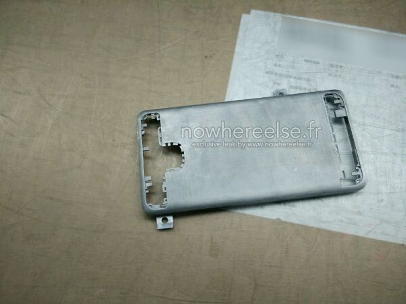 Samsung Galaxy S6 Metal Chasis Leaked