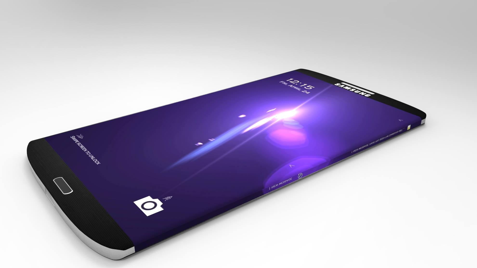 Samsung Galaxy S6 Will Have 4GB Of RAM