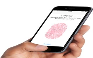 How To Setup Touch ID Sensor - iPhone 6 Plus