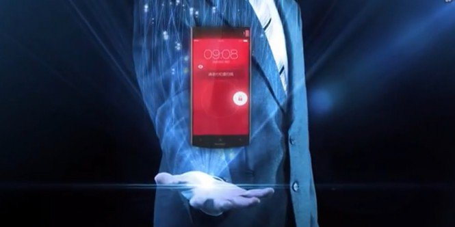 ViewSonic V55 Will Become World's First Smartphone With Iris Recognition