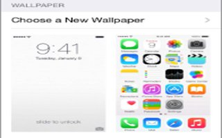 How To Change Wallpaper On iPhone 6 Plus