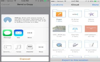 How To Use iCloud Drive On iPhone 6