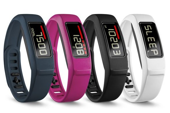 Garmin's Fitness Bands Announced At CES 2015
