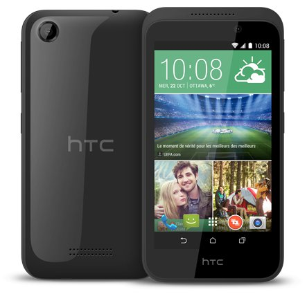 HTC Desire 320 Android Smartphone Launched At CES 2015