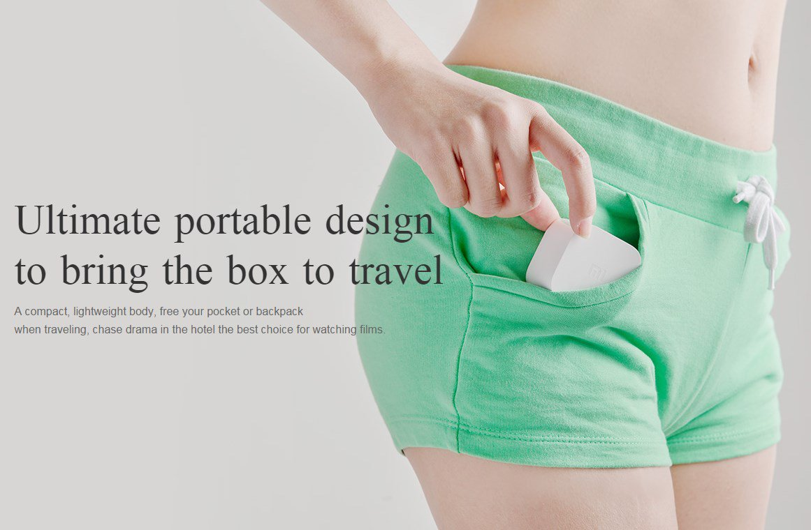 Xiaomi Unveils Mi Box Mini 1080p Streamer
