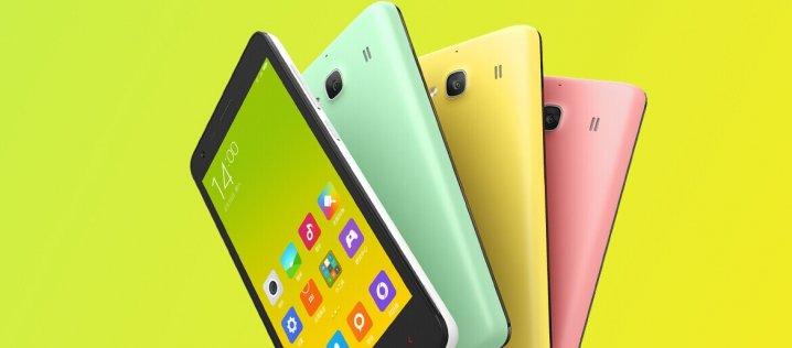 Xiaomi Redmi 2 Updated With 2GB RAM And 16GB Storage
