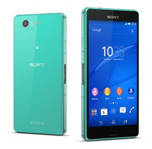 Sony Xperia Z3 Compact Green Is Now Available