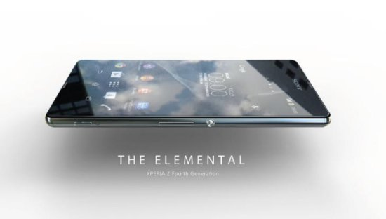 Sony To Sell FHD And QHD Versions Of Xperia Z4