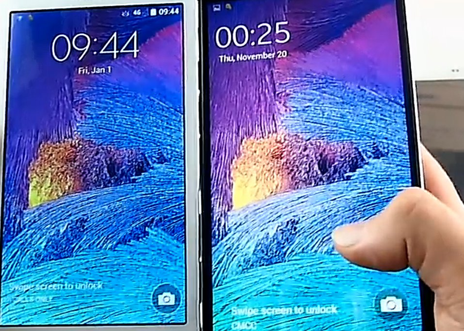 HDC Galaxy Note 4, Goophone N4 Are Galaxy Note 4 Clones