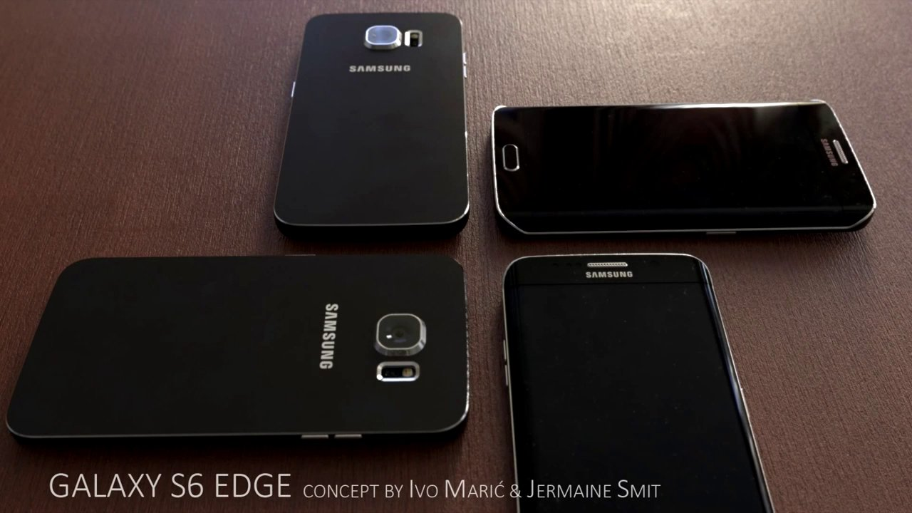 Samsung Galaxy S6 And S6 Edge Concept Video Is Impressive