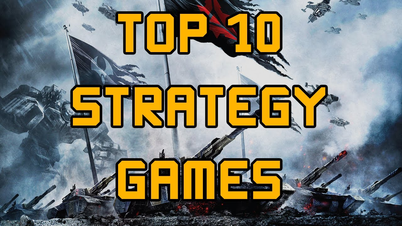 Top 10 RTS Games Of All Times