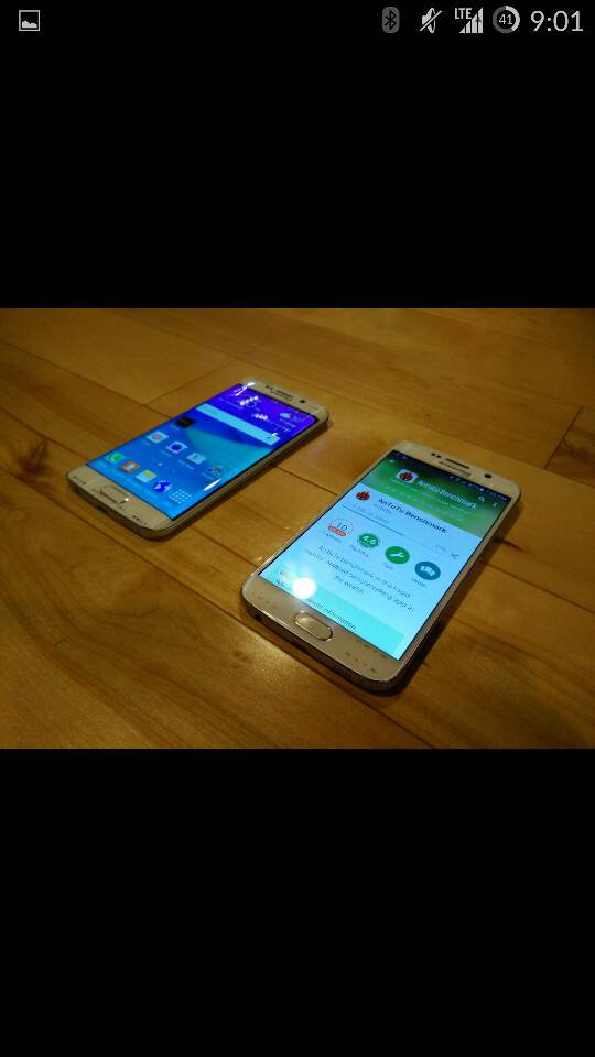 More Photos Of Samsung Galaxy S6 And S6 Edge Leaked