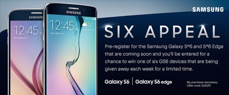 Samsung Galaxy S6 And S6 Edge Teaser Hints March 26 Launch On Sprint