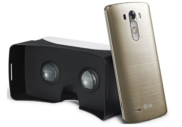 LG G3 Buyers To Get Free Virtual Reality Accessory
