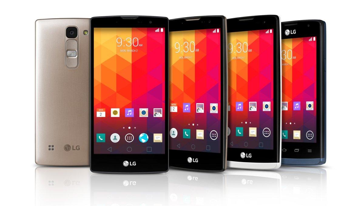 LG Magna, Spirit, Leon, And Joy Mid-Range Smartphones Is Now Official