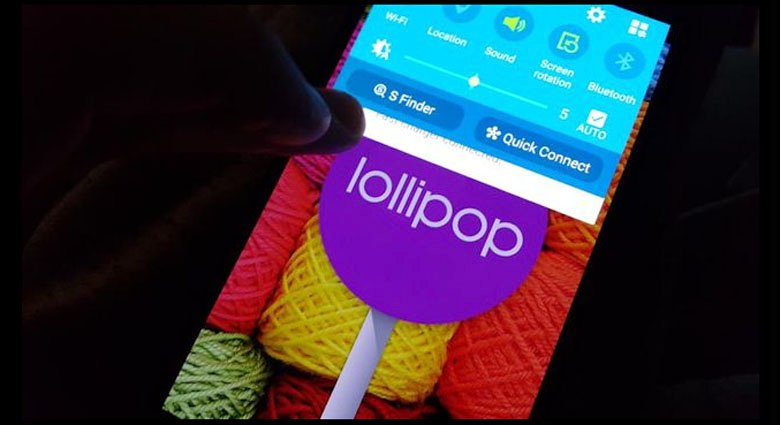 Samsung Galaxy Note 4 Gets Lollipop OTA In Europe
