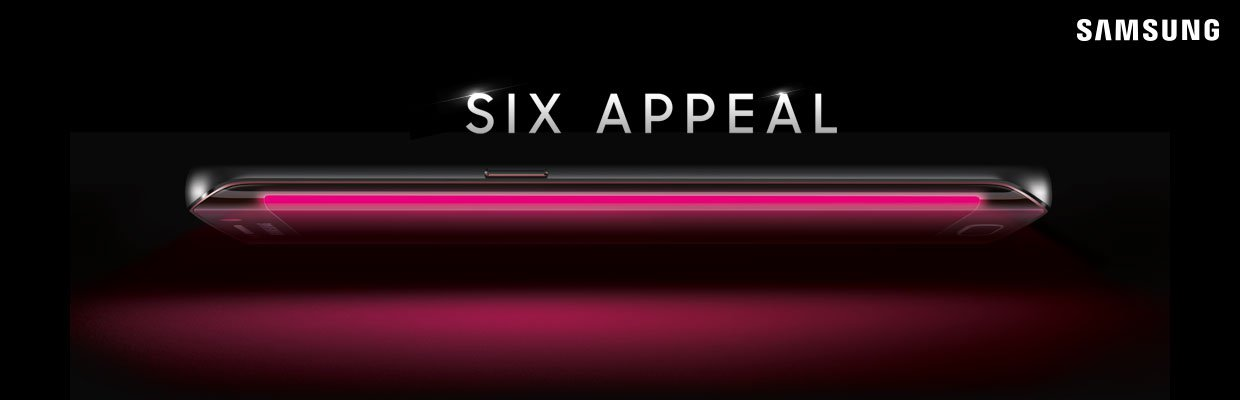 Samsung Galaxy S6 Look Revealed On A Teaser Image