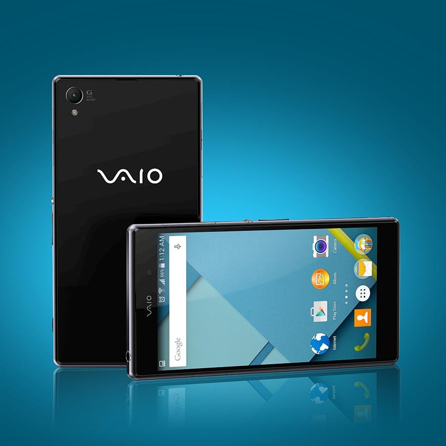 VAIO To Announce Smartphone On March 12th, Running Android Lollipop