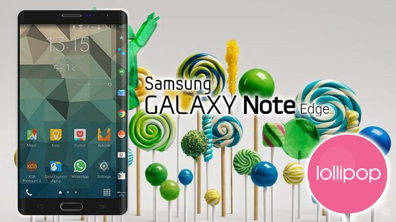 How To Install Android 5.0.1 Lollipop Beta ROM For Galaxy Note Edge