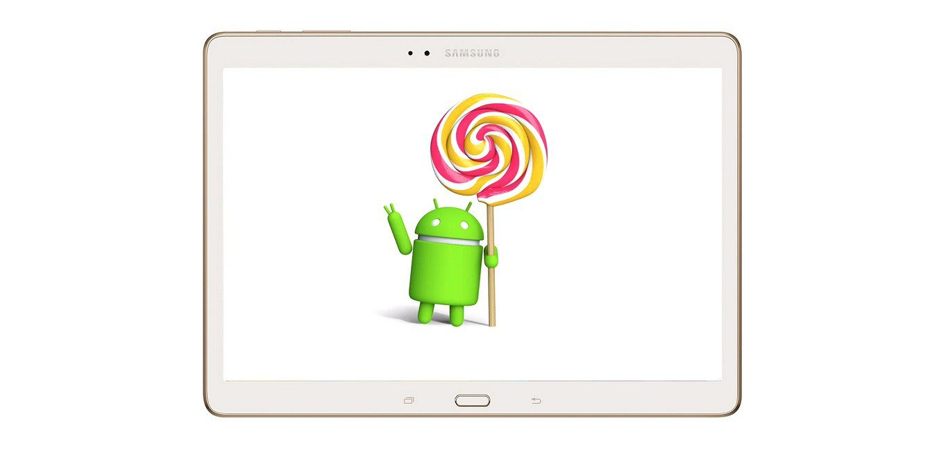 Samsung Galaxy Tab S 10.5 And 8.4 Will Get Android Lollipop By End Of April