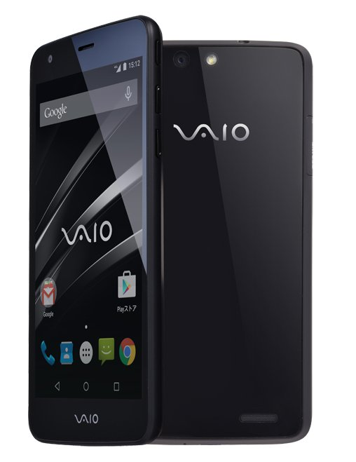 VAIO Phone Is Now Official, Costs $420