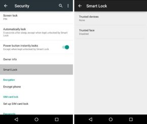 How To Use Smart Lock - Android Lollipop