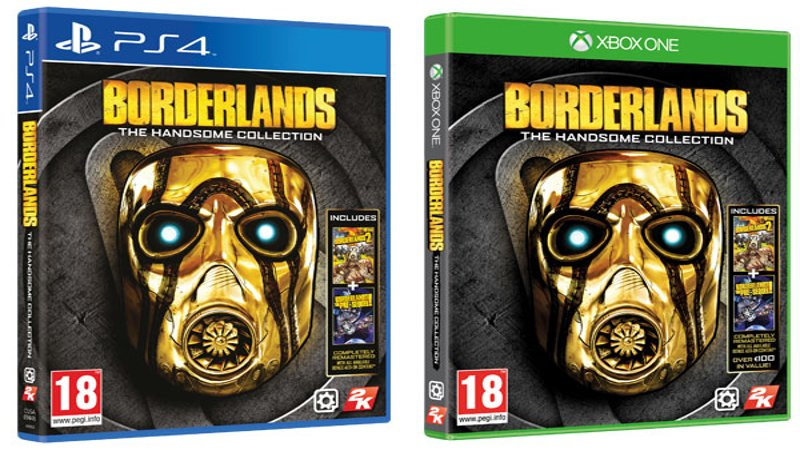 Borderlands: The Handsome Collection Receives Day One Patch For Xbox One And PS4