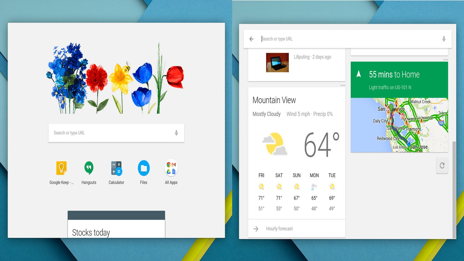 Google Now Integration And New Launcher Coming To Chrome OS Beta