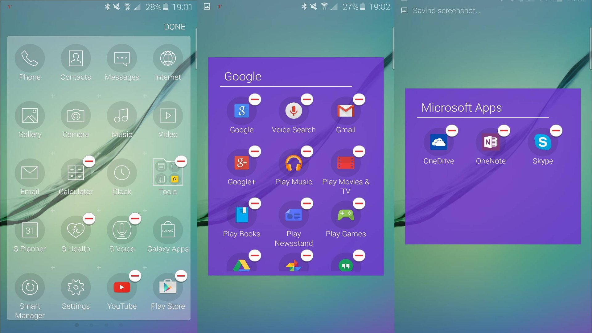Samsung Will Allow Users To Remove Default Apps From Galaxy S6 And Galaxy S6 Edge