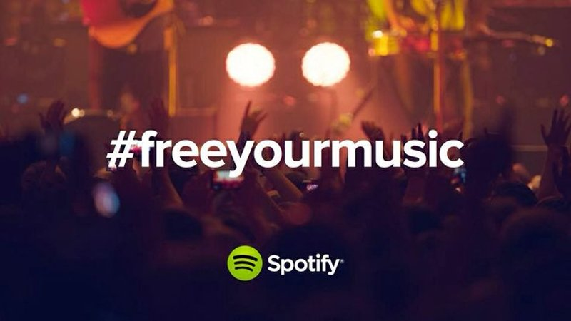 Major Music Studios Wants Less Free Music On Spotify