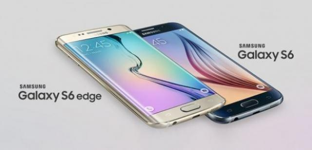 Samsung Unpacks GalaxyS6 And S6 Edge On MWC 2015