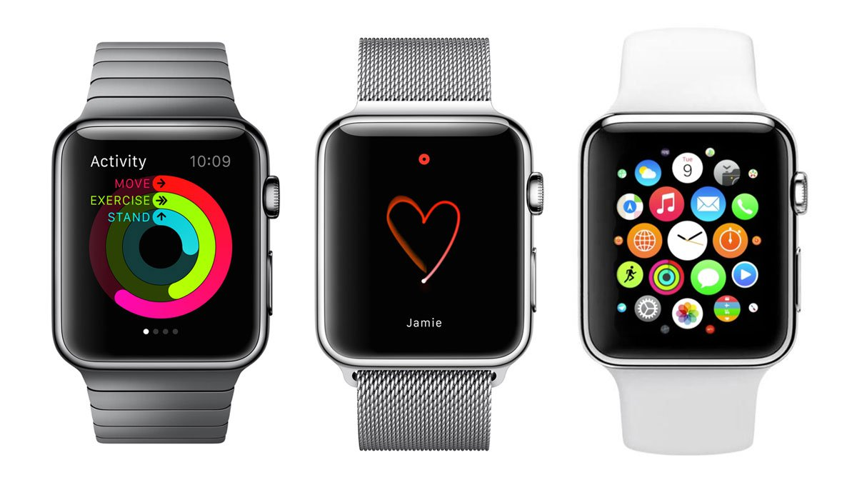Apple Watch Price Starts On $349, Pre-Orders From April 10