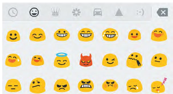 How To Use Emoji - Android Lollipop