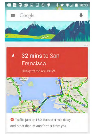 How To Use Google Now - Android Lollipop