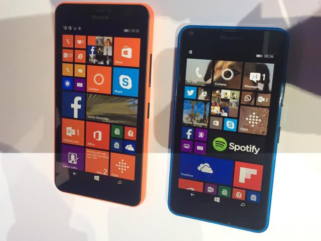 Microsoft Lumia 640 And 640 XL Are New Budget Smartphones