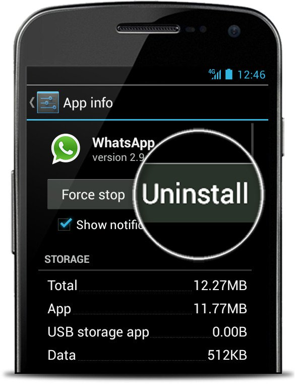How To ReInstall - WhatsApp