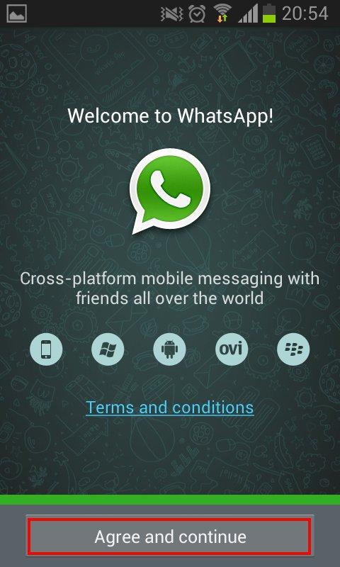 How To SetUp - WhatsApp