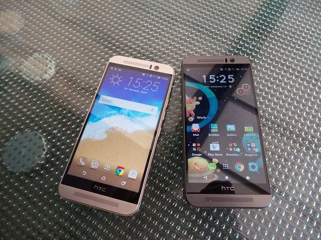 HTC One M9 Goes Official With Snapdragon 810 On MWC 2015