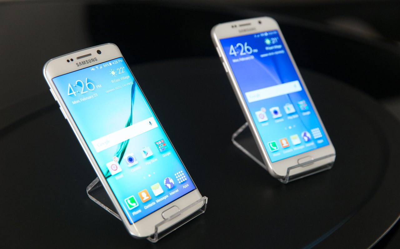 Samsung Galaxy S6, S6 Edge And Note 4 Tied For Best Smartphone Display