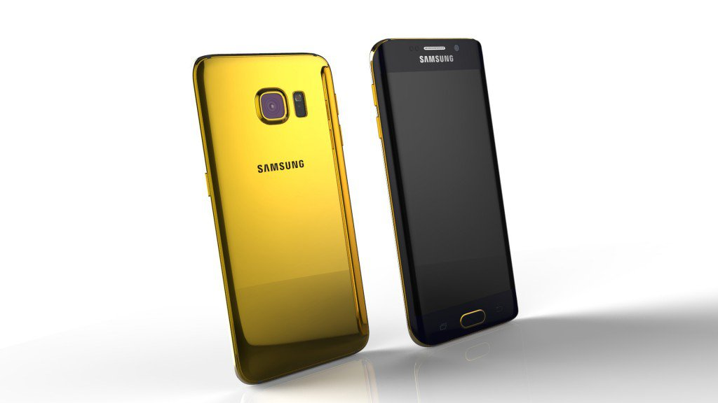 Goldgenie Offers Samsung Galaxy S6 And S6 Edge In 24k Gold