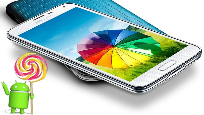 Android 5.0 Lollipop Update For Galaxy S5 Now Available In India