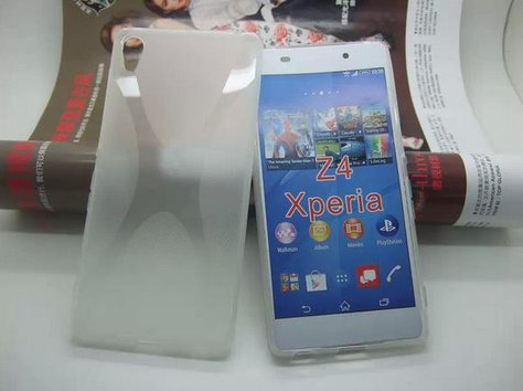 Live Photos Of Sony Xperia Z4 Case Leaked
