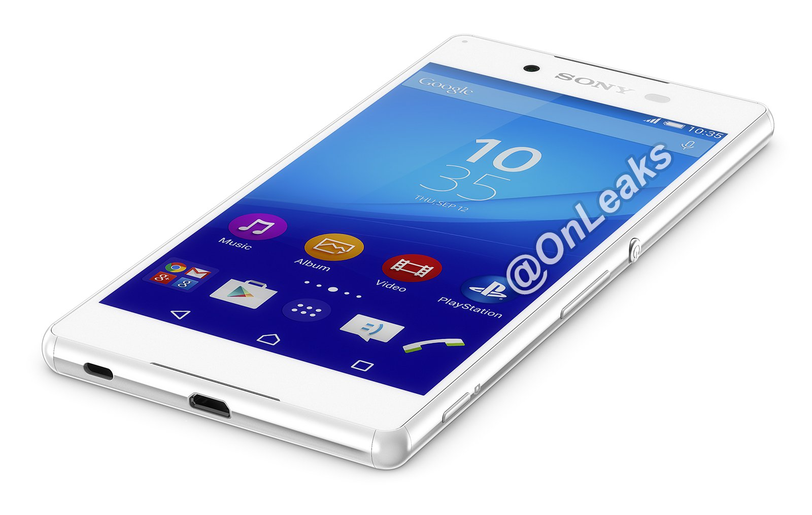Official Images Of Sony Xperia Z4 Leaked