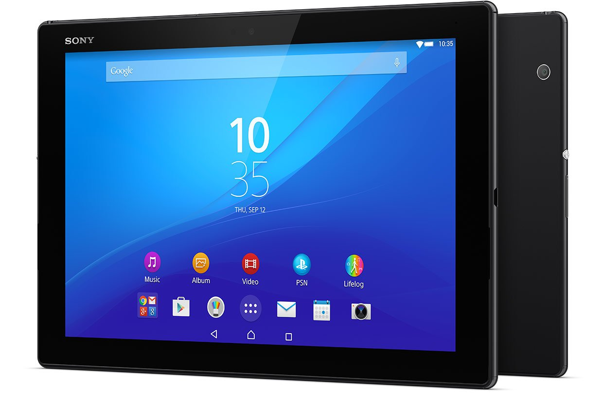 Sony Unveils Xperia M4 Aqua And Xperia Z4 Tablet At MWC 2015